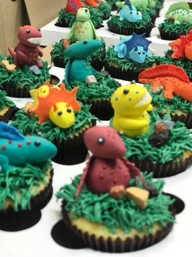 DinoCupcakes