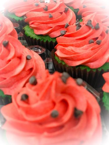 WatermelonCupcakes